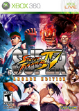 Super Street Fighter IV: Arcade Edition (Xbox 360)